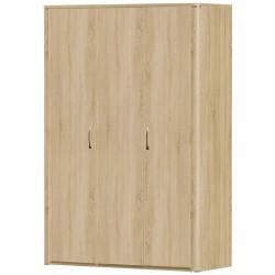 Шкаф трехдверный Рондо 3D