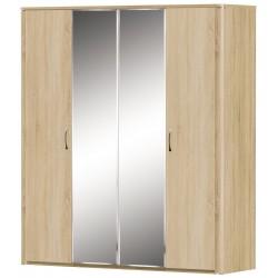 Шкаф 4D Рондо с зеркалом