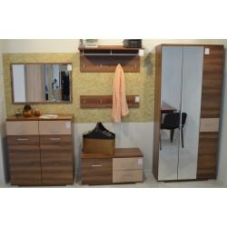 Набор мебели для прихожей Сити №1