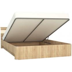 Кровать Рондо двуспальная 160 с подъемником
