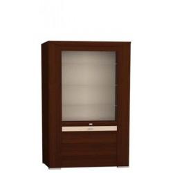 Шкаф-витрина Порто низкий