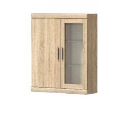 Шкаф-витрина Дюна навесной