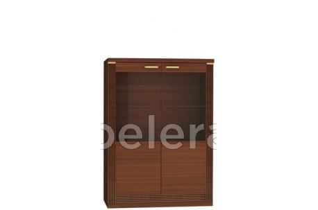 Шкаф-витрина Милан низкий