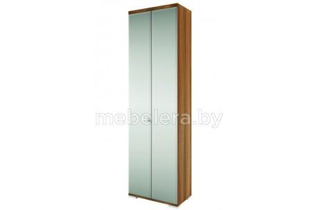 Шкаф двухдверный Сити с зеркалом