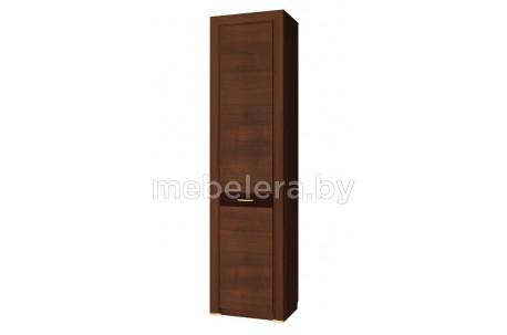 Шкаф однодверный с полками Вена