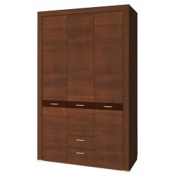 Шкаф трехдверный Вена