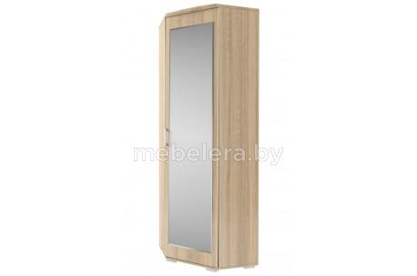 Шкаф угловой Остин с зеркалом
