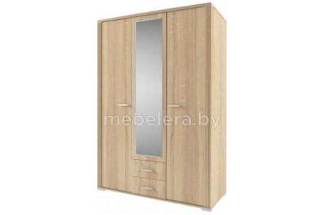 Шкаф Остин 3D2S с зеркалом