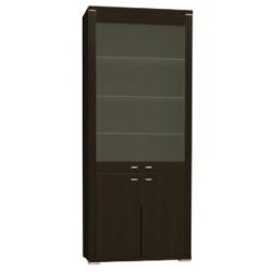 Шкаф-витрина Монте 2VB