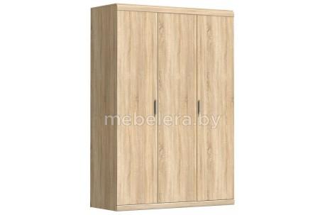 Шкаф трехдверный Дюна