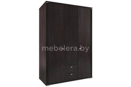 Шкаф трехдверный Монте 3D2S