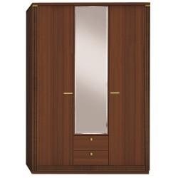 Шкаф трехдверный Милан с зеркалом