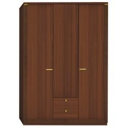 Шкаф трехдверный Милан