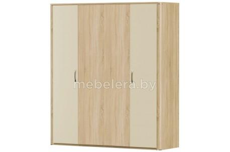 Шкаф 4-дверный Рондо глянцевый