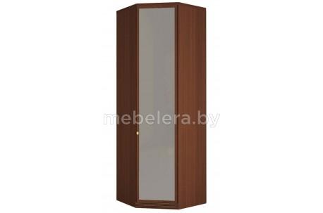 Шкаф угловой Милан 77 с зеркалом