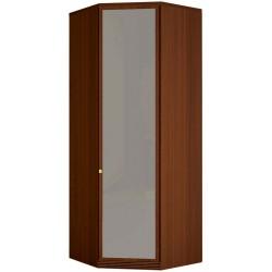 Шкаф угловой Милан глубокий с зеркалом