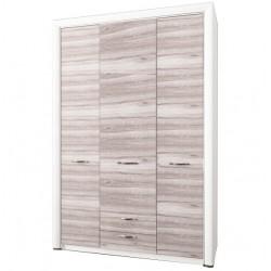 Шкаф трехдверный Оливия 3D2S