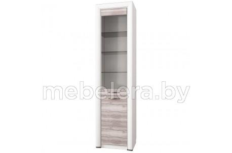 Шкаф-витрина Оливия 1V1D