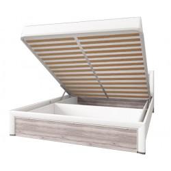 Кровать Оливия двуспальная 160 с подъемником