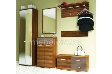 Набор мебели для прихожей Сити №2