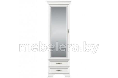 Шкаф однодверный Тиффани 1Z2S зеркальный