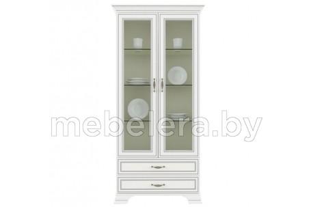 Шкаф-витрина Тиффани 2V2S