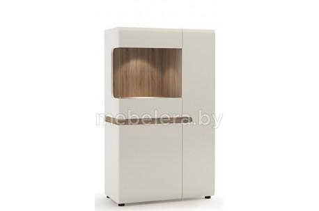 Шкаф-витрина Линате 3D-1S / TYP 32