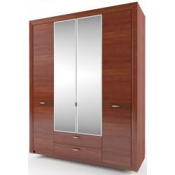 Шкаф четырехдверный Вена 4D2S Z