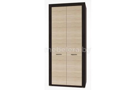 Шкаф двухдверный комбинированный Денвер