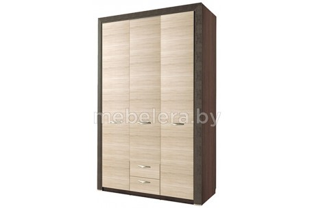 Шкаф трехдверный Денвер