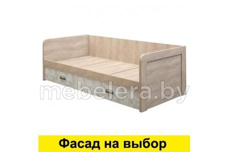 Кровать Дизель 90-2/D2 энигма