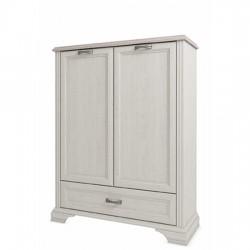 Шкаф двухдверный Монако 2D1SL