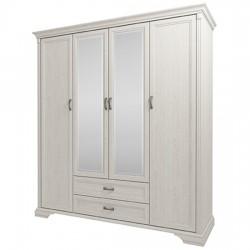 Шкаф Монако четырехдверный 4D2S