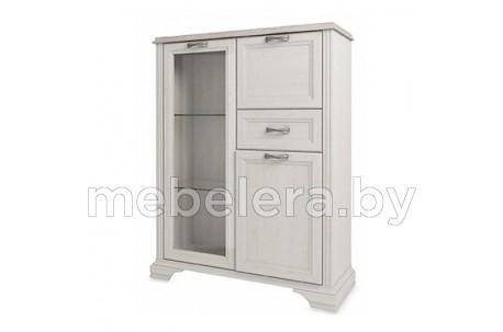 Шкаф-витрина Монако 1V2D1S