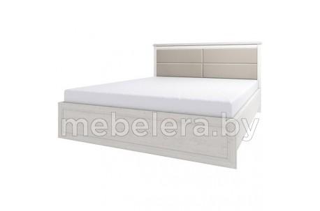 Кровать Монако 160 с мягким изголовьем