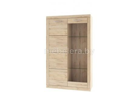 Шкаф-витрина Оскар 1V1D