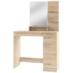 Стол туалетный Оскар с зеркалом