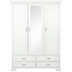 Шкаф трехдверный Тиффани 3D4S