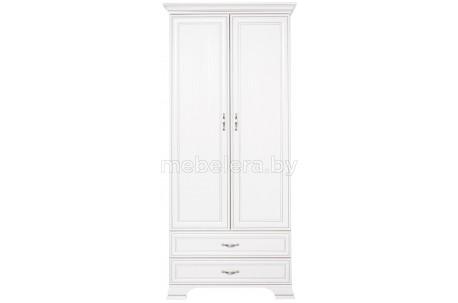 Шкаф двухдверный платяной Тиффани 2DG2S