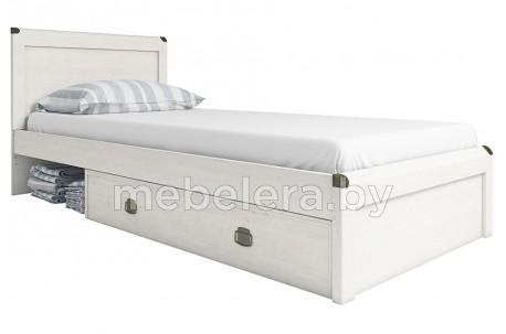 Кровать Дизель односпальная 90 с ящиком