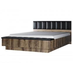 Кровать Джаггер 160 подъемная с мягким изголовьем