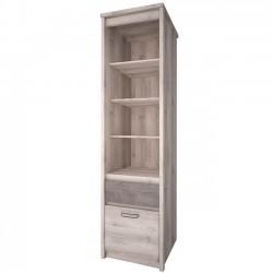 Шкаф открытый Джаз 1D1S