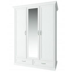 Шкаф трехдверный Тейлор с зеркалом