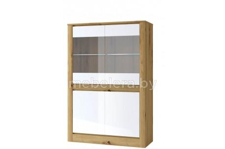 Шкаф-витрина Riche 2V2D