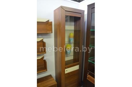 Шкаф-витрина Порто узкий